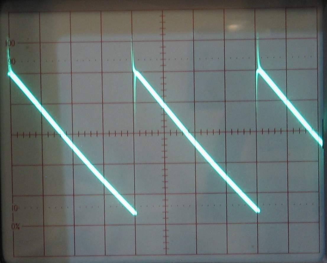 X 4046 Vco 555 Triangle Waveform Generator Circuit Rampoid 5